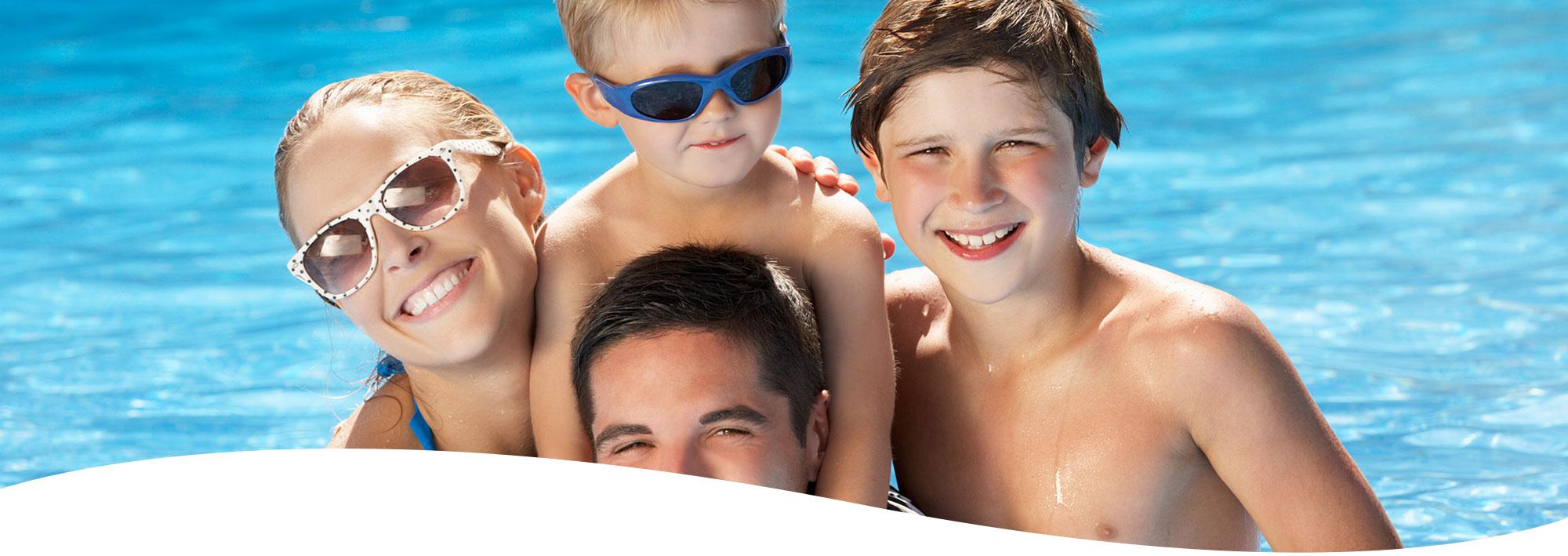 Sweetline : Innovation et confort de piscines polyester
