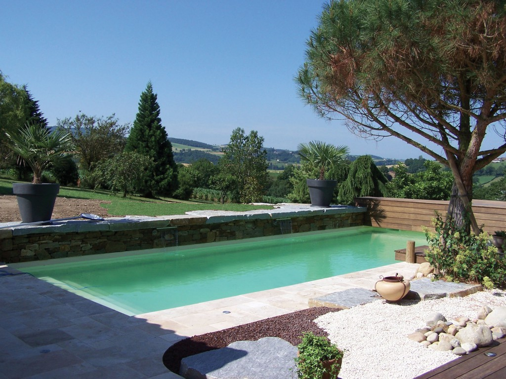 Sweetline Ouest : piscine Riviera