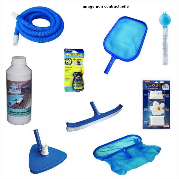 Kit Entretien Bleu