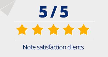 Sweetline : satisfaction clients