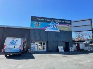 magasin BAYONNE - Sweetline - PISCINES IBIZA2